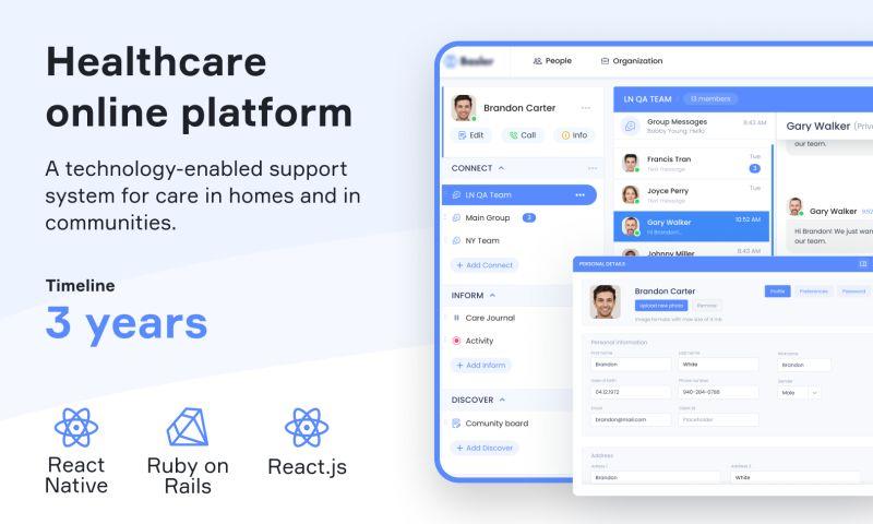 COAX Software - CareZapp