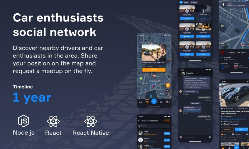 COAX Software - Roadstr
