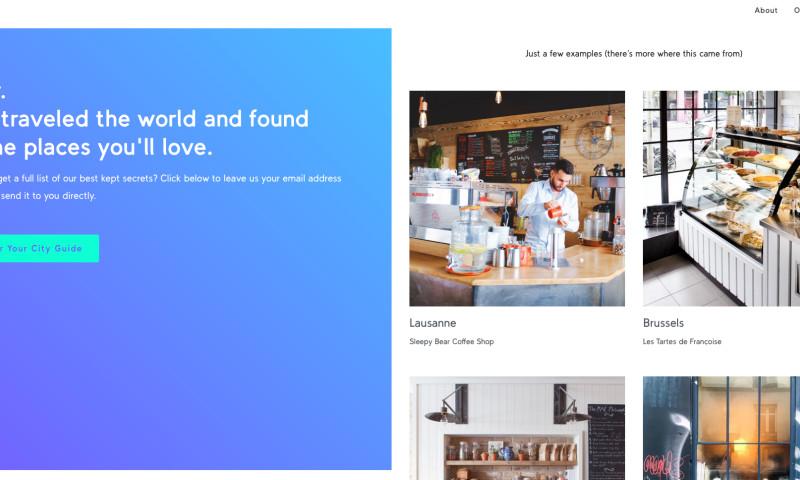 Coteries SA - Website and Chatbot for AskJulia