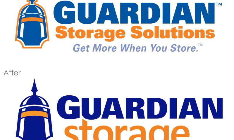 FineView Marketing - Guardian Storage Solutions Brand Update