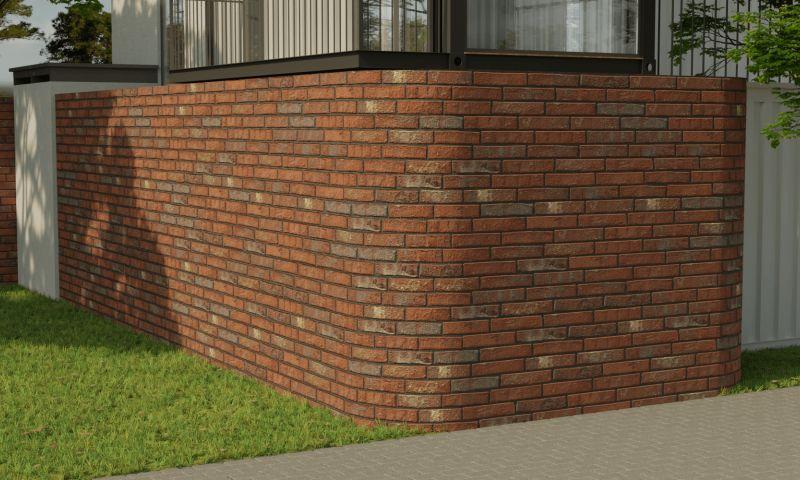 ISDigital - 3D rendering for bricks textures