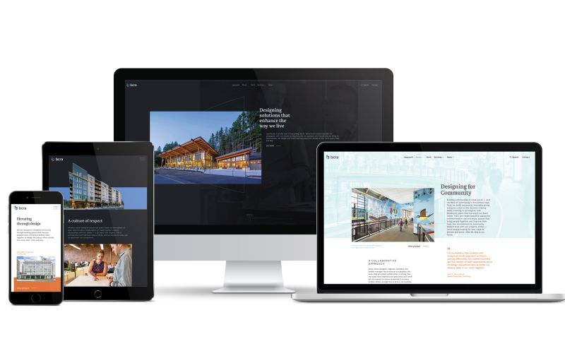 Hansen Belyea - BCRA Website & Branding