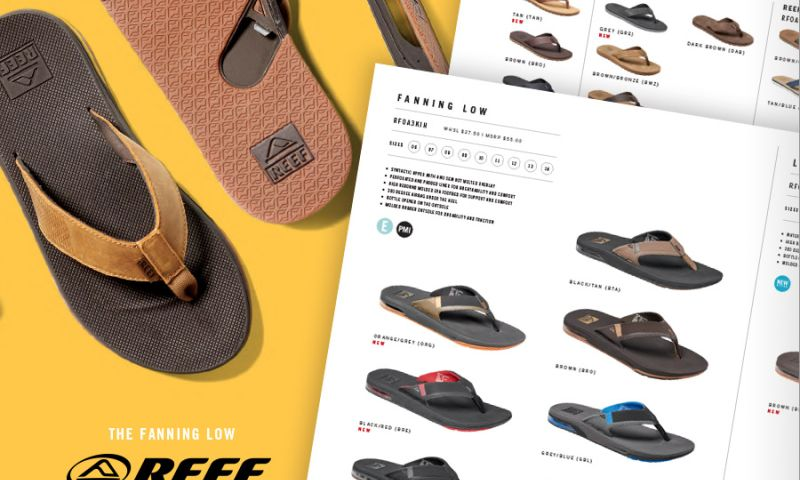 Deal Design - REEF Product Catalog