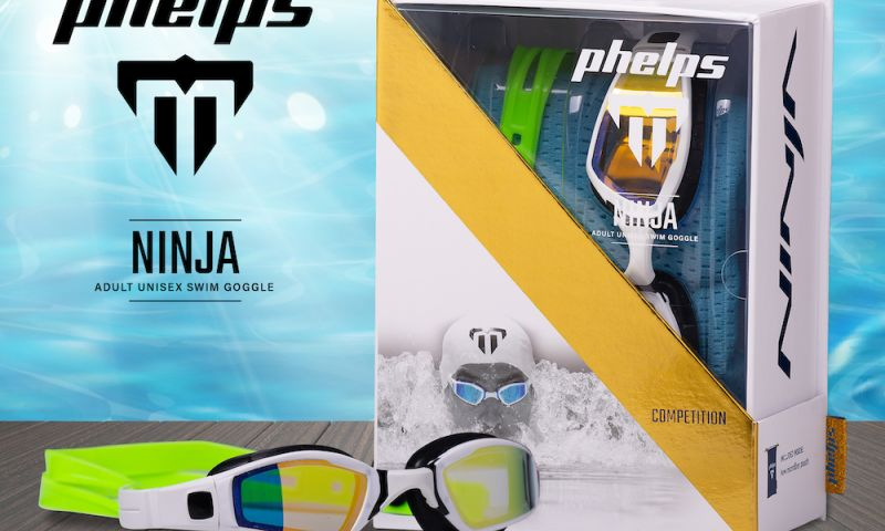 Deal Design - Michael Phelps Packaging Design