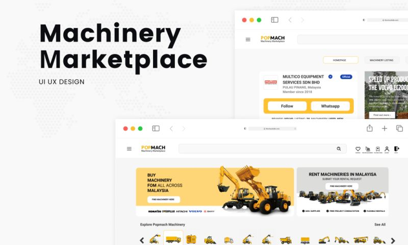 Visual Side - Machinery Platform