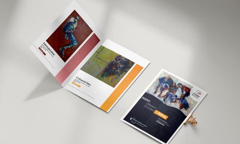 DBO Agency - Brochure Design