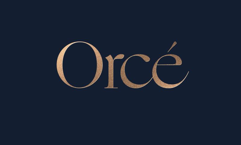 DTE studio - Orcé Cosmetics