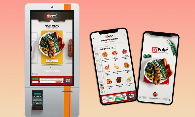 Adamo Digital - Poke – Self-Kiosk ordering for restaurant