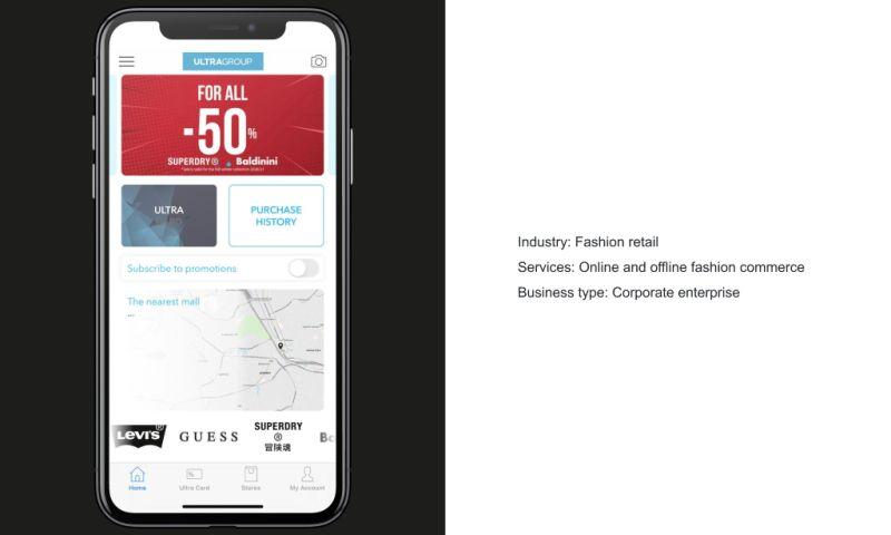 Mo-Apps.ua - Ultra Card
