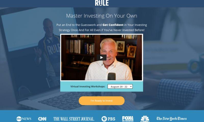 Brandetize - Rule #1 Virtual Workshop