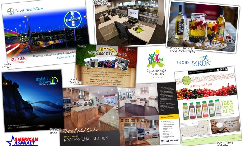 Market3 LLC - Collection of Design Work