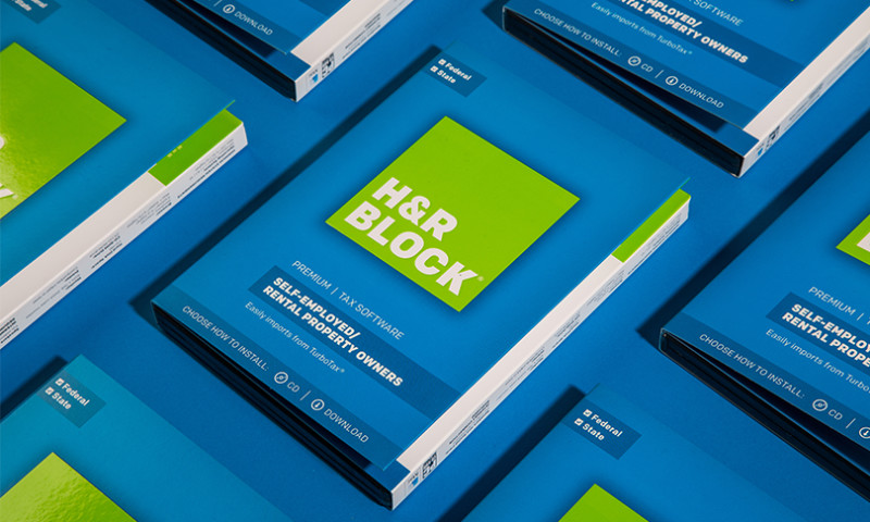 Fusion92 - H&R BLOCK Direct Mail That Delivers on Results