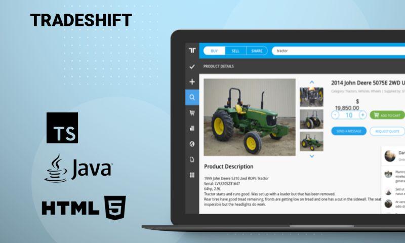 KindGeek - TradeShift