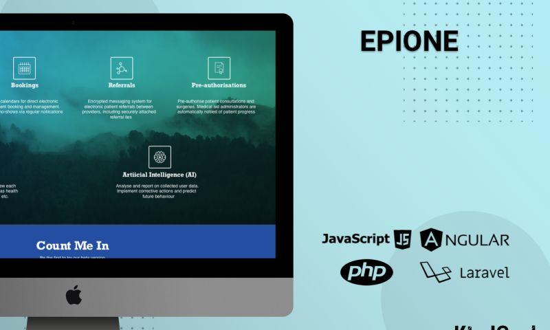 KindGeek - EpioneNet