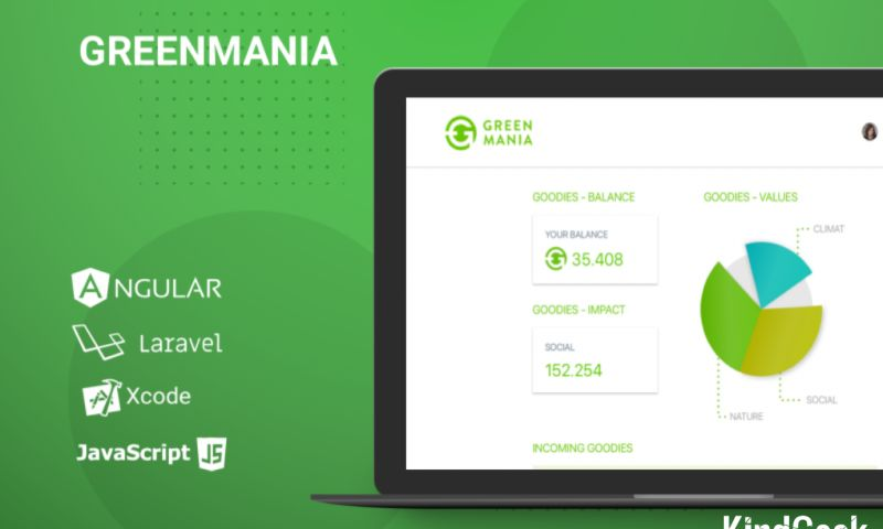 KindGeek - Greenmania