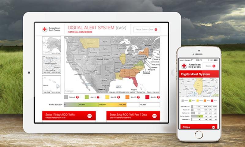 Fusion92 - AMERICAN RED CROSS Digital Alert System