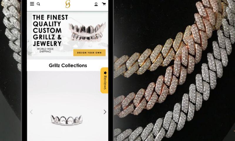 Frenchy Digital L.L.C. - Custom Jewelry Ecommerce