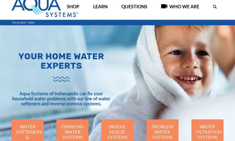 Website Design by Doug Walker - Aqua Systems