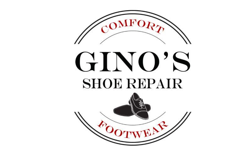 Website Design by Doug Walker - Gino's Shoe Repair