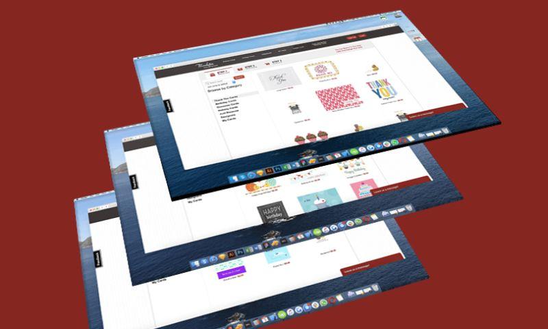Scopic - Thankster Web App Development