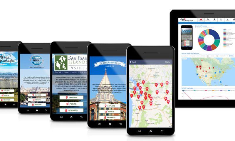 Sandcastle Web Design & Development - 468 Insider Platform