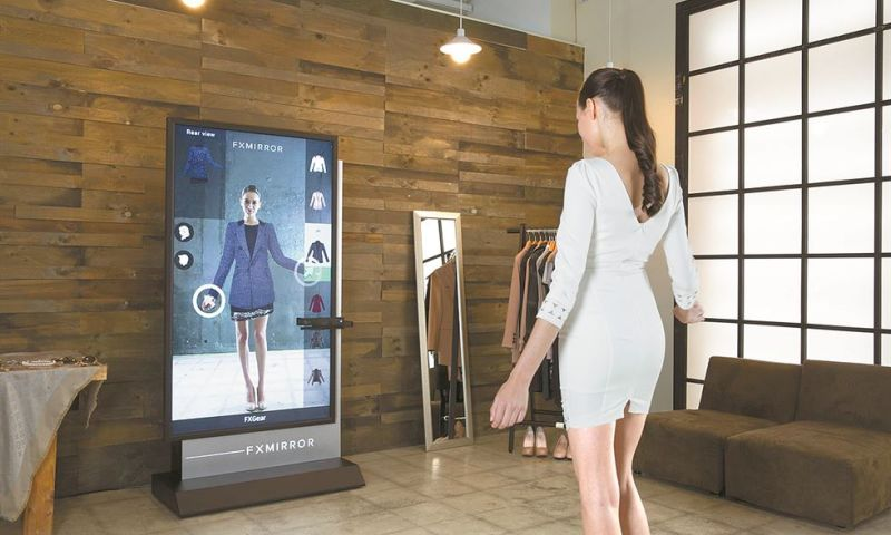 Seasia Infotech - Redefining Shopping Experience With Virtual Trial Rooms