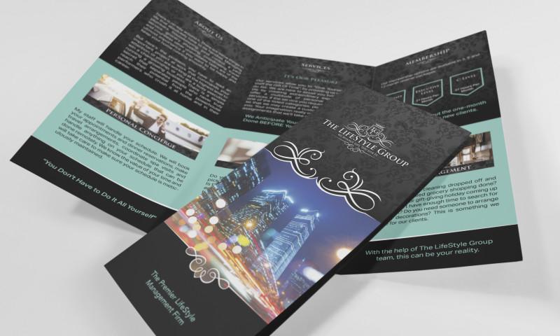 Badie Designs - LifeStyle Marketing Material