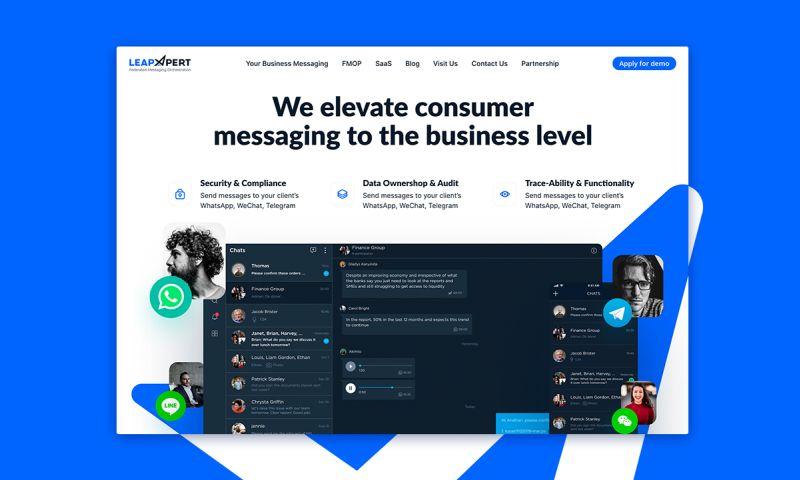 Betlace - Corporate website