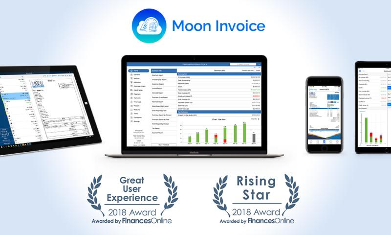 Moon Technolabs Pvt. Ltd. - Moon Invoice