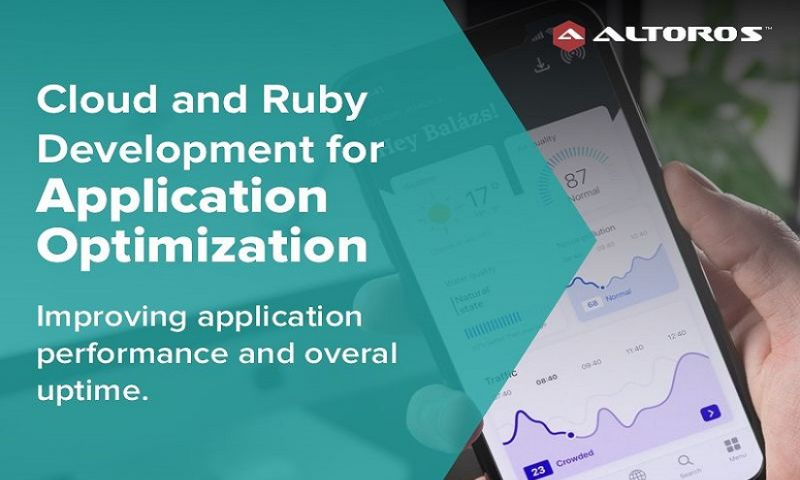 Altoros Labs - Cloud and Ruby Development for Application Optimization