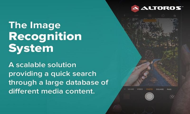 Altoros Labs - The Image Recognition System