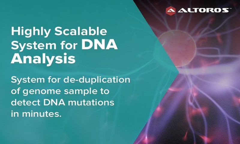 Altoros Labs - Highly Scalable System for DNA Analysis