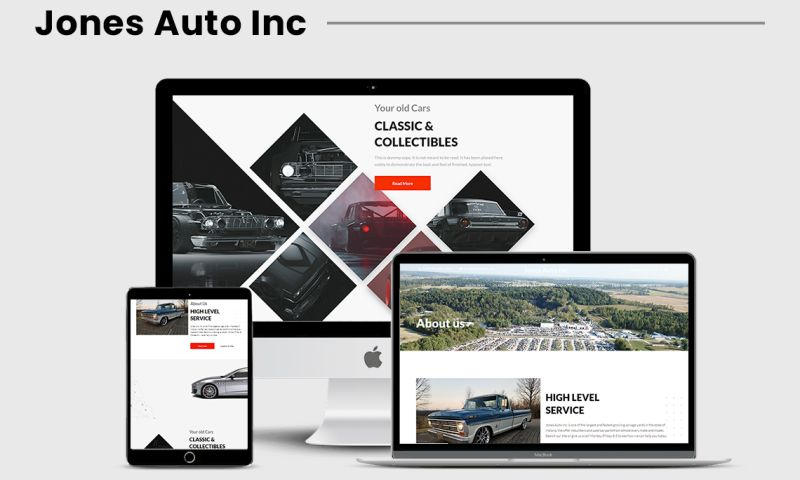 CydoMedia - Jones Auto Inc.