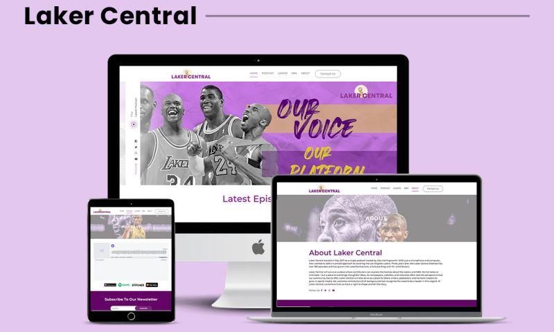 CydoMedia - Laker Central