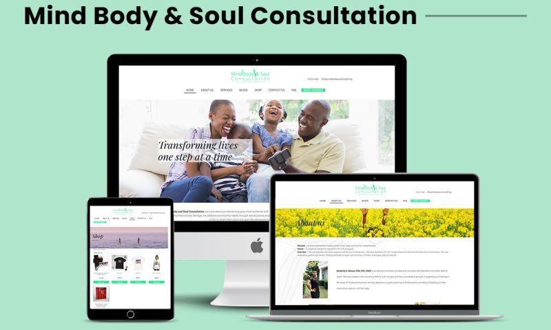 CydoMedia - Mind, Body & Soul Consultation