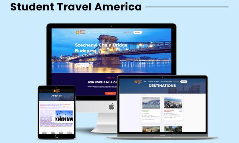 CydoMedia - Student Travel America