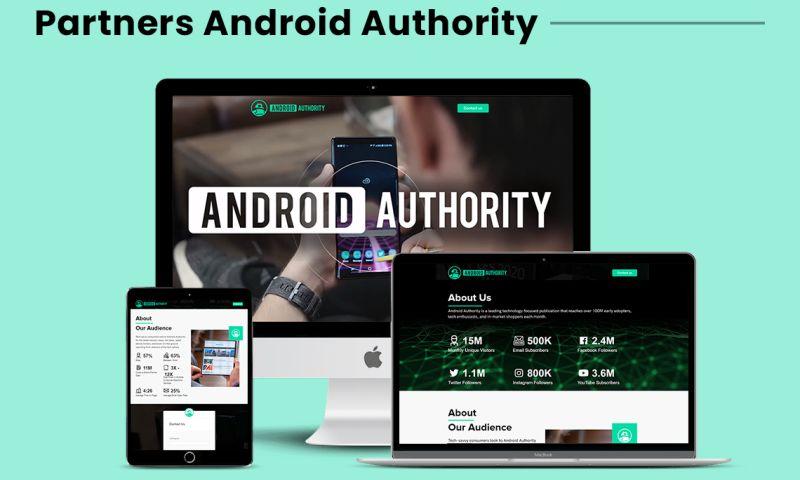 CydoMedia - Partners @ Android Authority