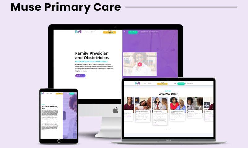 CydoMedia - Muse Primary Care