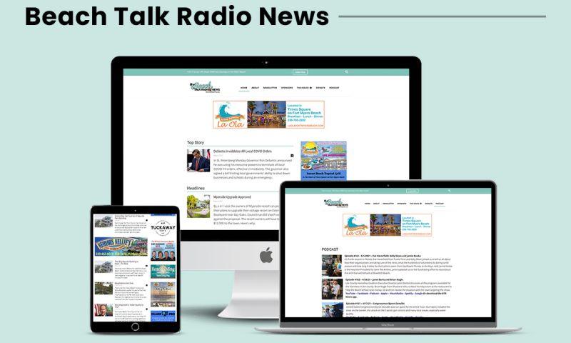 CydoMedia - Beach Talk Radio News