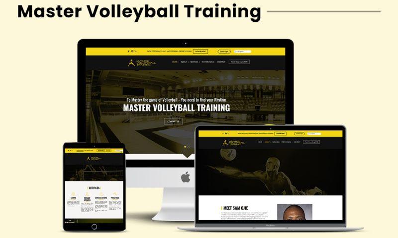 CydoMedia - Master Volleyball Training