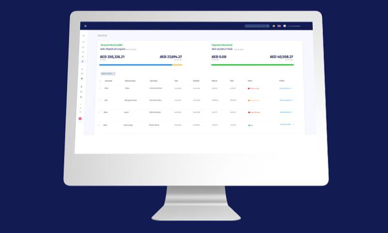 Techcronus Business Solutions Pvt. Ltd. - Courier Delivery Management Web Portal