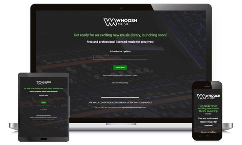 WPWeb Infotech - WOOSHMUSIC