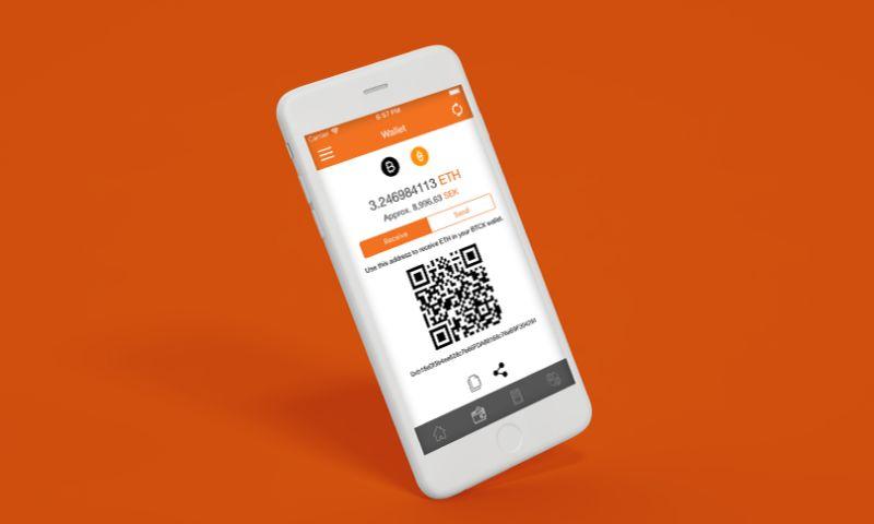 Techcronus Business Solutions Pvt. Ltd. - Cryptocurrency Wallet App