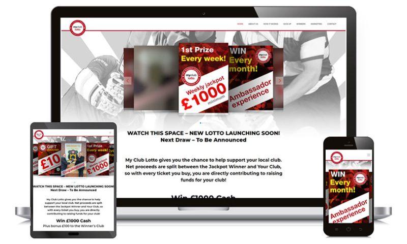 WPWeb Infotech - MYCLUB LOTTO