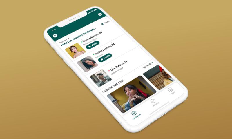 Techcronus Business Solutions Pvt. Ltd. - Social Dating Community App