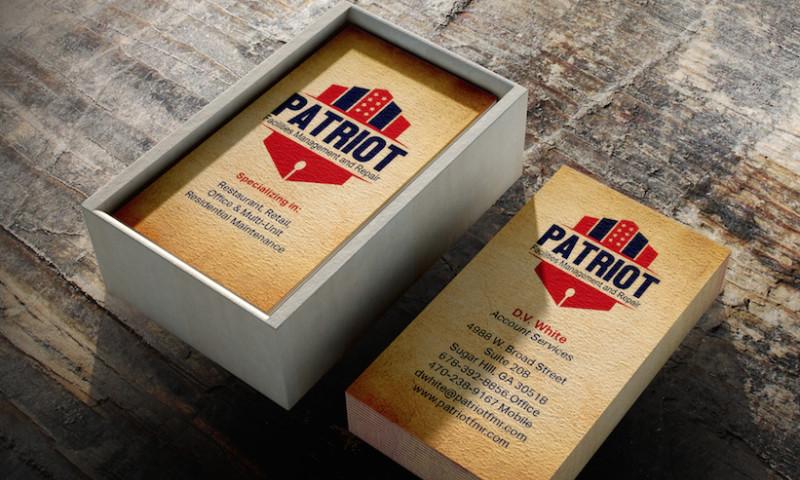 Badie Designs - Patriot