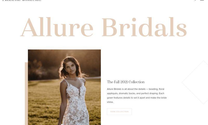 HigherVisibility - Allure Bridals