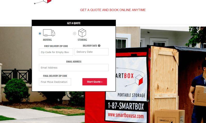 HigherVisibility - SMARTOX Portable Storage & Moving
