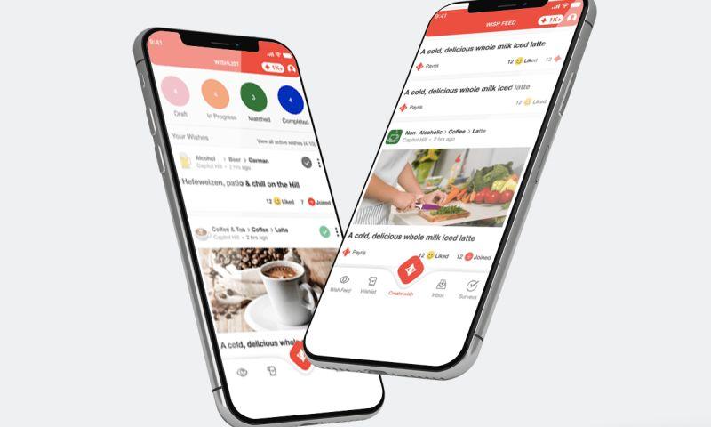 Softengi - Wishlist App with Matching Algorithms