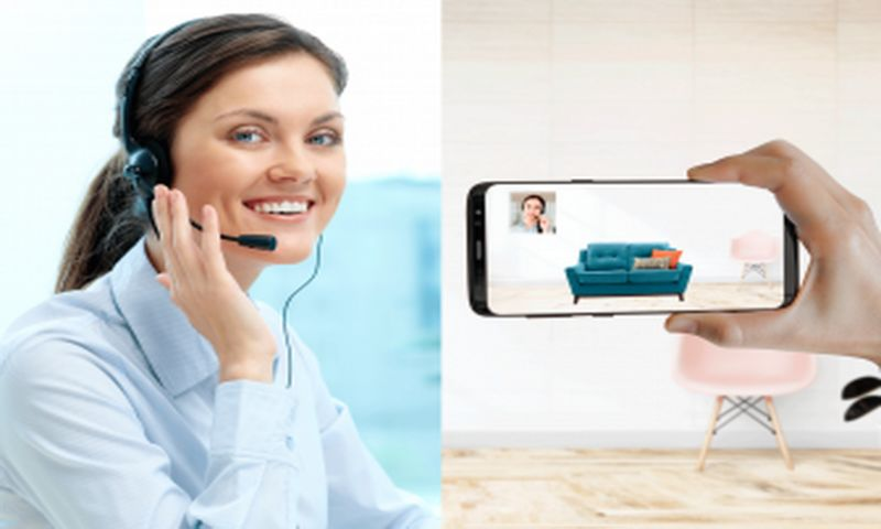 Softengi - WebAR + Telepresence App for Retail: Previewing Products in 3D before Buying